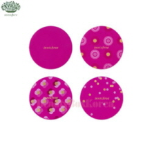 INNISFREE My Cushion Case - Hot Pink Case 4colors 1ea[Pink Limitd Edition]   ,INNISFREE